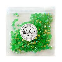 Pinkfresh Studio - Jewel Essentials, Emerald City
