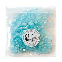 Pinkfresh Studio - Jewel Essentials, Sky Blue