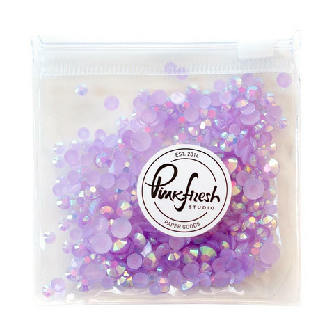 Pinkfresh Studio - Jewel Essentials, Lavender