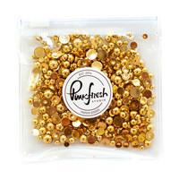 Pinkfresh Studio - Jewel Essentials, Gold