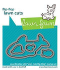 Lawn Fawn - Duh-Nuh Flip-flop, Stanssisetti