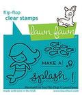 Lawn Fawn - Mermaid For You Flip-flop, Leimasetti