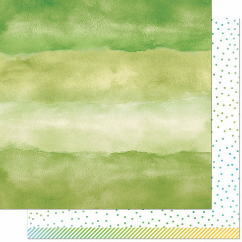 Lawn Fawn - Watercolor Wishes Rainbow 12