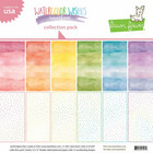 Lawn Fawn - Watercolor Wishes Rainbow Collection 12