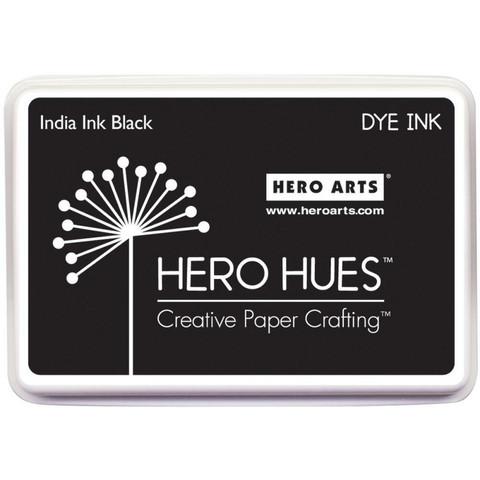 Hero Arts - Dye Ink Pad, India Ink Black