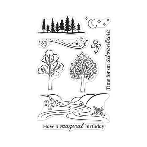 Hero Arts - Magical Forest, Leimasetti