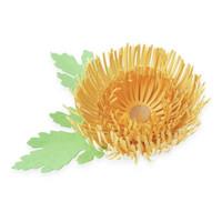 Sizzix -Thinlits Dies By Kath Breen, Stanssisetti, Chrysanthemum