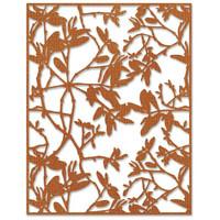 Sizzix - Thinlits Dies By Tim Holtz, Stanssi, Leafy Twigs