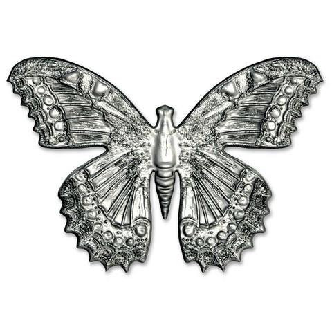 Sizzix - 3D Impresslits Embossing Folder By Tim Holtz, Kohokuviointitasku, Butterfly