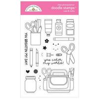 Doodlebug - Cute & Crafty, Leimasetti