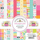 Doodlebug - Cute & Crafty, Double-Sided Paper Pad 6