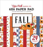 Echo Park - Fall, Paper Pad 6
