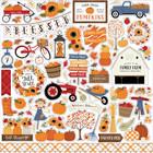 Echo Park - Fall Element Sticker 12