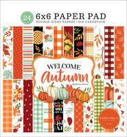 Carta Bella - Welcome Autumn, Paper Pad 6