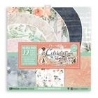 Stamperia - Celebration, Maxi Paper Pack 12