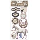 Stamperia - Romantic Horses, Chipboard