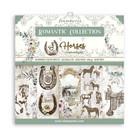 Stamperia - Romantic Horses, Paper Pack 12