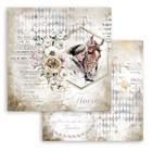Stamperia - Romantic Horses, 12