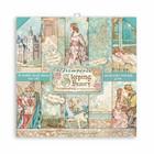 Stamperia - Sleeping Beauty, Paper Pack 8