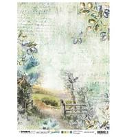 Studio Light - New Awakening nr.09, Jenine`s Mindful, Rice Paper