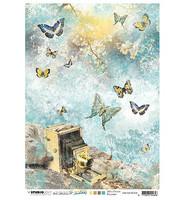 Studio Light - New Awakening nr.04, Jenine`s Mindful, Rice Paper