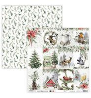 Studio Light - Scrap Christmas Collection nr.65, 12