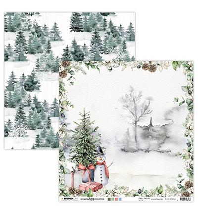 Studio Light - Scrap Christmas Collection nr.64, 12