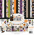 Echo Park - Halloween Magic, Collection Kit 12