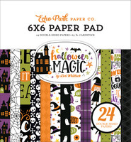 Echo Park - Halloween Magic, Paper Pad 6