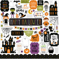 Echo Park - Halloween Magic, Element Sticker 12