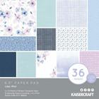 Kaisercraft - Lilac Mist, Paperikko, 6.5
