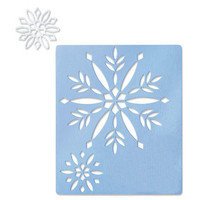 Sizzix -Thinlits Dies, Stanssi, Cut-Out Snowflakes