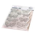 Pinkfresh Studio - Small Butterflies, Leimasetti