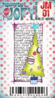 Paper Artsy - JOFY Mini 01, Leima