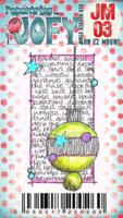 Paper Artsy - JOFY Mini 03, Leima