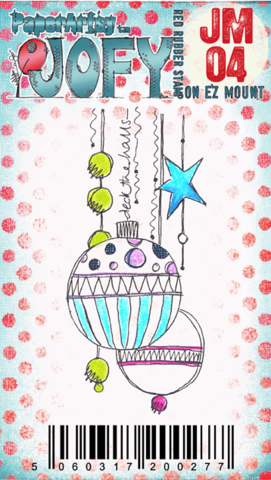 Paper Artsy - JOFY Mini 04, Leima