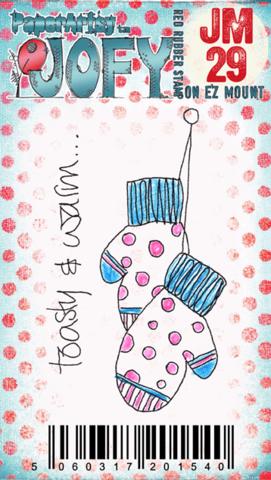 Paper Artsy - JOFY Mini 29, Leima