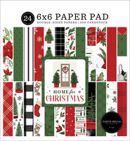 Carta Bella - Home For Christmas, Paper Pad 6