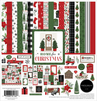 Carta Bella - Home For Christmas, Collection Kit 12