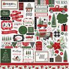 Carta Bella - Home For Christmas, Element Sticker 12
