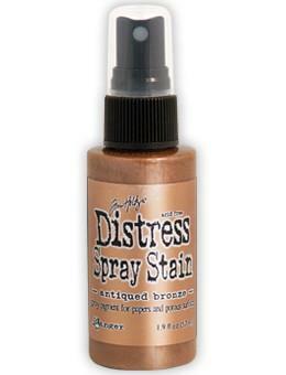 Tim Holtz - Distress Spray Stain, Antiqued Bronze