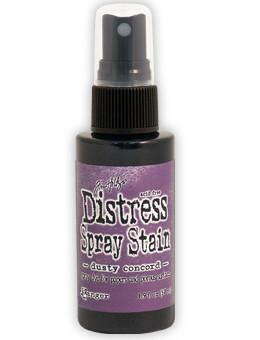 Tim Holtz - Distress Spray Stain, Dusty Concord