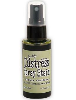 Tim Holtz - Distress Spray Stain, Shabby Shutters