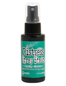 Tim Holtz - Distress Spray Stain, Lucky Clover