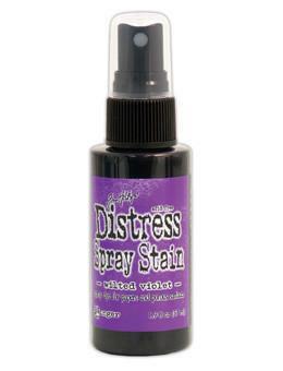 Tim Holtz - Distress Spray Stain, Wilted Violet