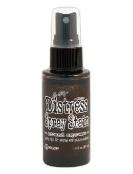 Tim Holtz - Distress Spray Stain, Ground Espresso