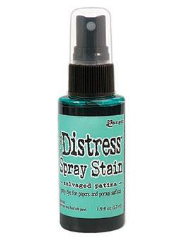 Tim Holtz - Distress Spray Stain, Salvaged Patina