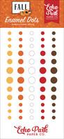 Echo Park - Fall, Enamel Dots, 60 kpl