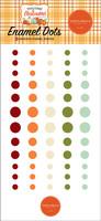 Carta Bella - Welcome Autumn, Enamel Dots, 60 kpl
