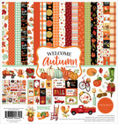 Carta Bella - Welcome Autumn, Collection Kit 12
